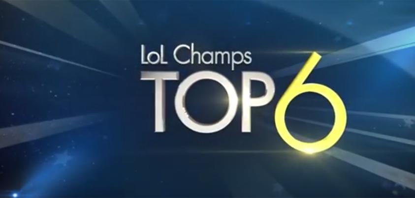 Nhìn lại vòng tứ kết HOT6iX Champions Spring 2014 2