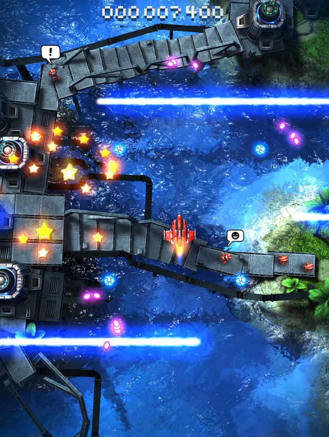 Infinite Dreams thử nghiệm Sky Force 2014 2