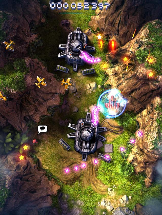 Infinite Dreams thử nghiệm Sky Force 2014 3