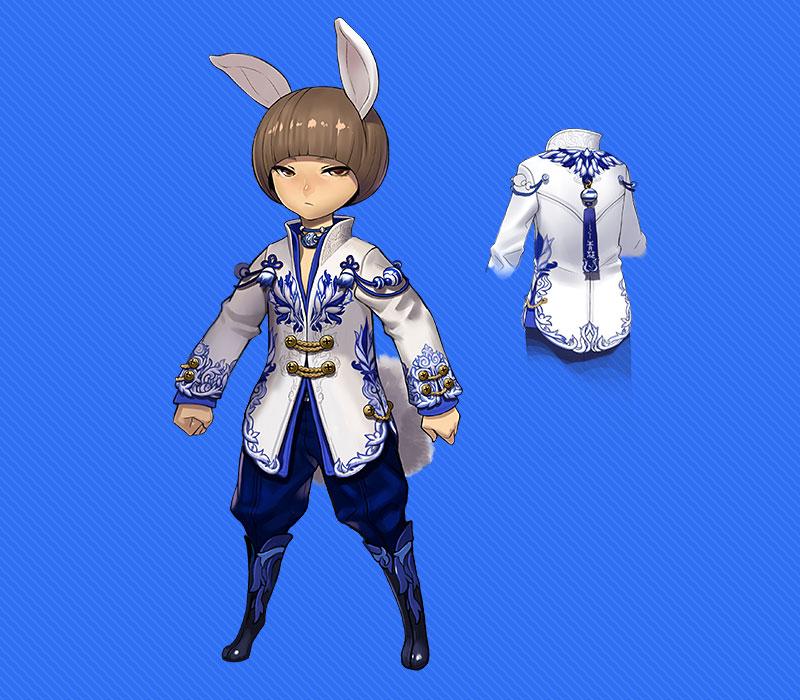 Ngắm trang phục Thanh Hoa Từ trong Blade & Soul - Ảnh 1