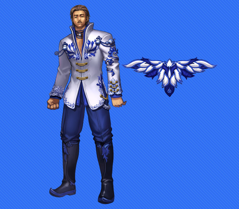Ngắm trang phục Thanh Hoa Từ trong Blade & Soul