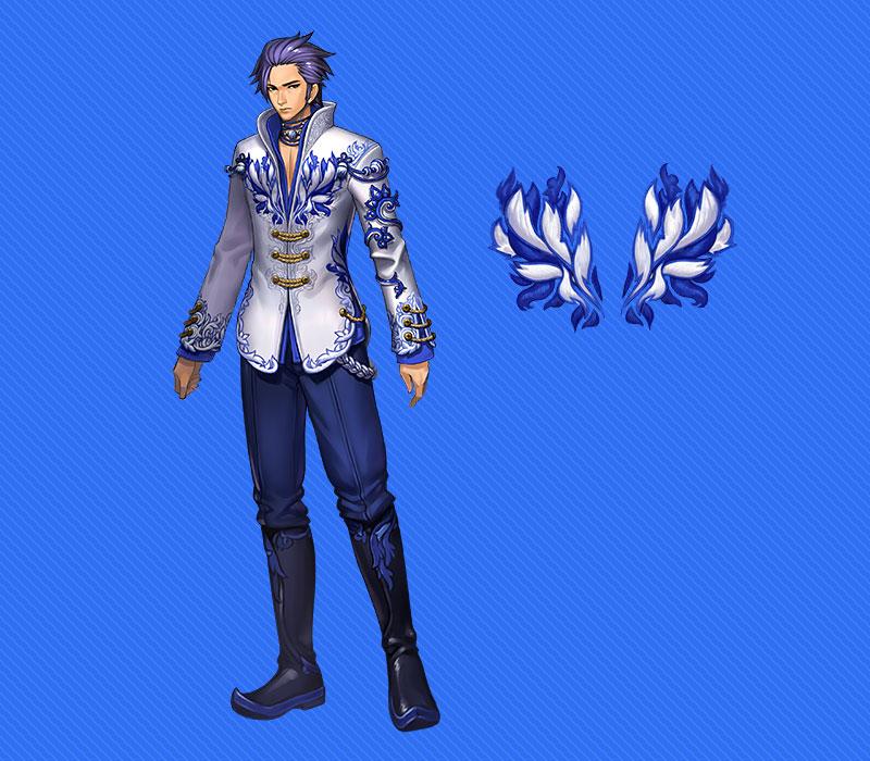 Ngắm trang phục Thanh Hoa Từ trong Blade & Soul - Ảnh 6