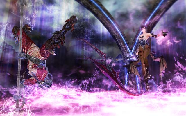 Succubus Queen trở lại với Mabinogi Heroes