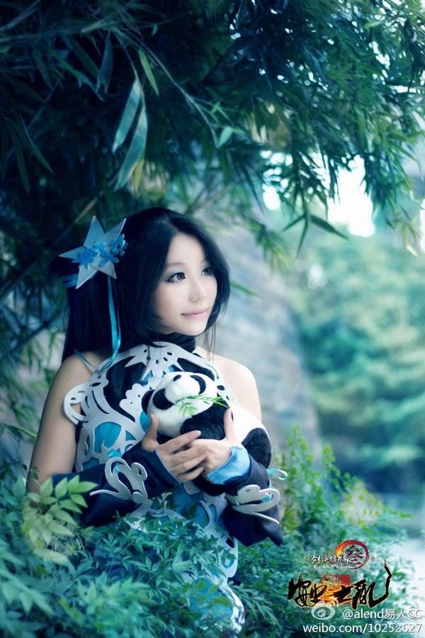 Nữ hiệp Đường Môn cực xinh và dễ thương - Ảnh 4