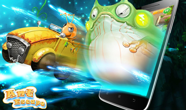 Zonmob đưa Ant Escape lên Google Play 1