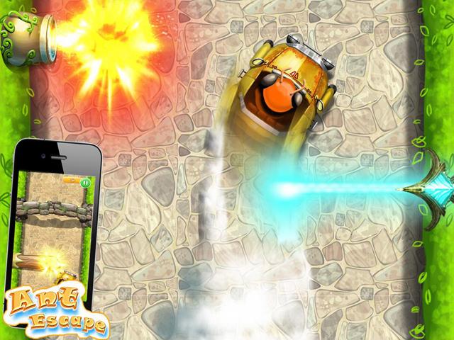 Zonmob đưa Ant Escape lên Google Play 2