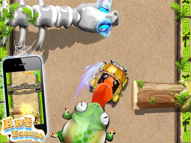 Zonmob đưa Ant Escape lên Google Play 4