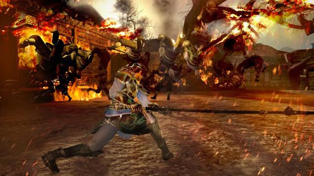 Dynasty Warrior 8: Complete Edition lên Steam 2