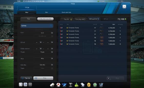 FIFA Online 3: Ưu nhược điểm của thẻ cầu thủ 2010 3