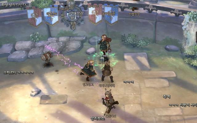 Hỏi đáp về Tree of Savior cùng IMC Games 4