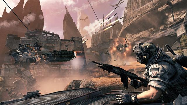 Titanfall bán được 925.000 bản trong tháng Ba 2