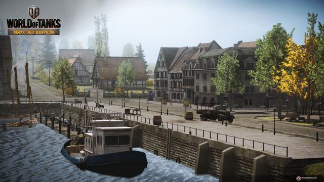 World of Tanks: Xbox 360 Edition ra mắt phiên bản 1.2 5