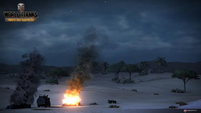 World of Tanks: Xbox 360 Edition ra mắt phiên bản 1.2 14