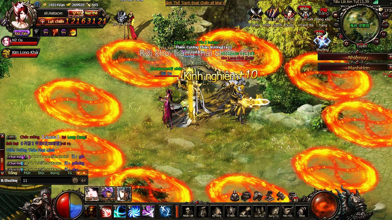 TTV Online hé lộ webgame mới Đại Náo Thiên Cung 2