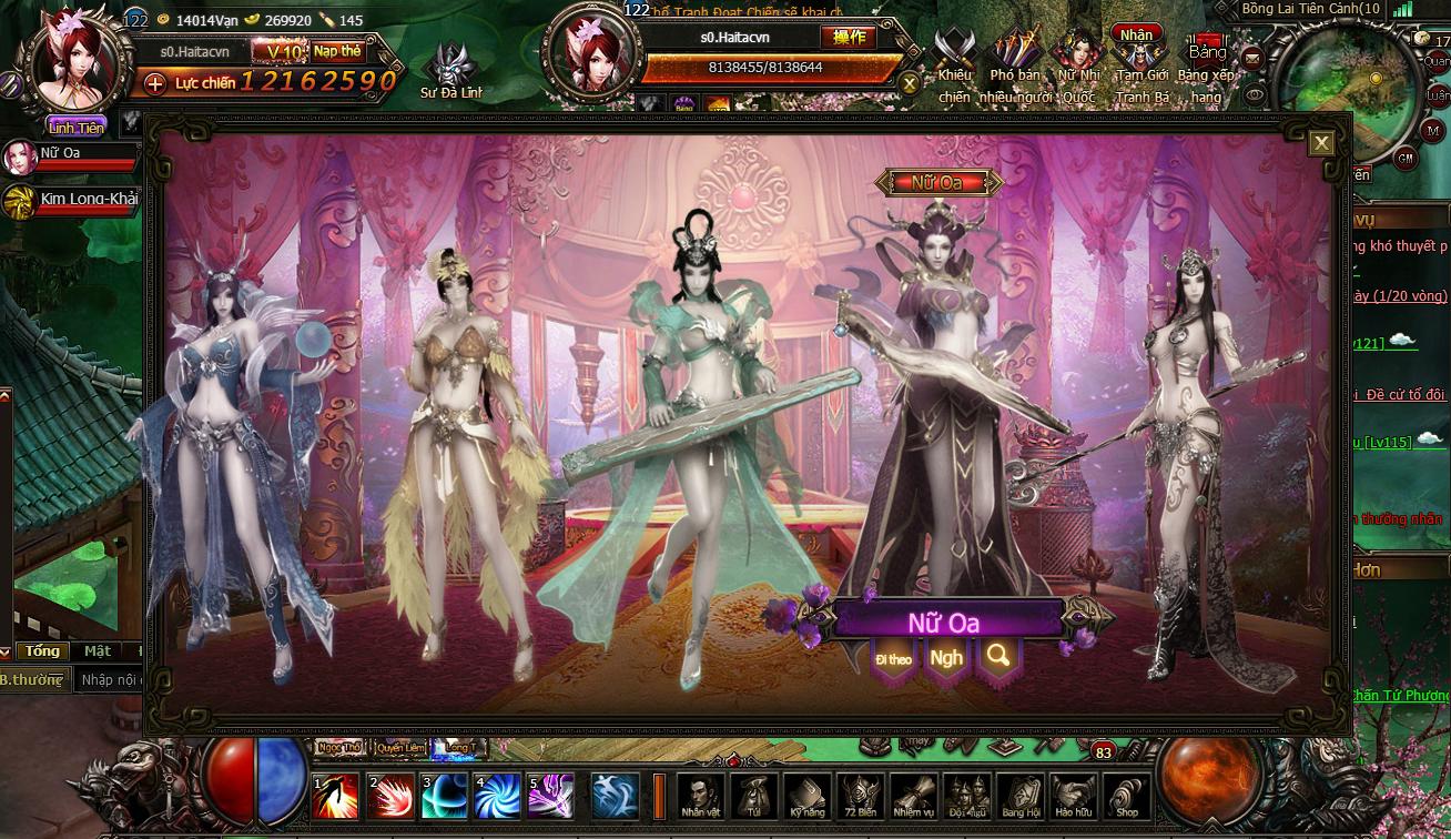 TTV Online hé lộ webgame mới Đại Náo Thiên Cung 3