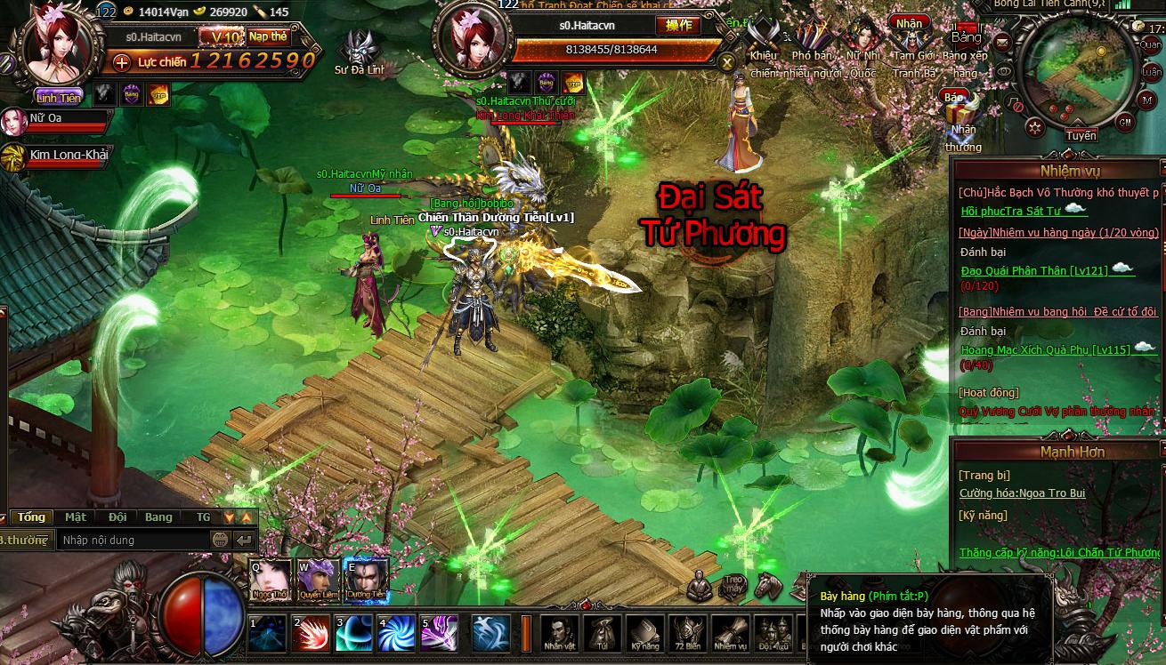 TTV Online hé lộ webgame mới Đại Náo Thiên Cung 4