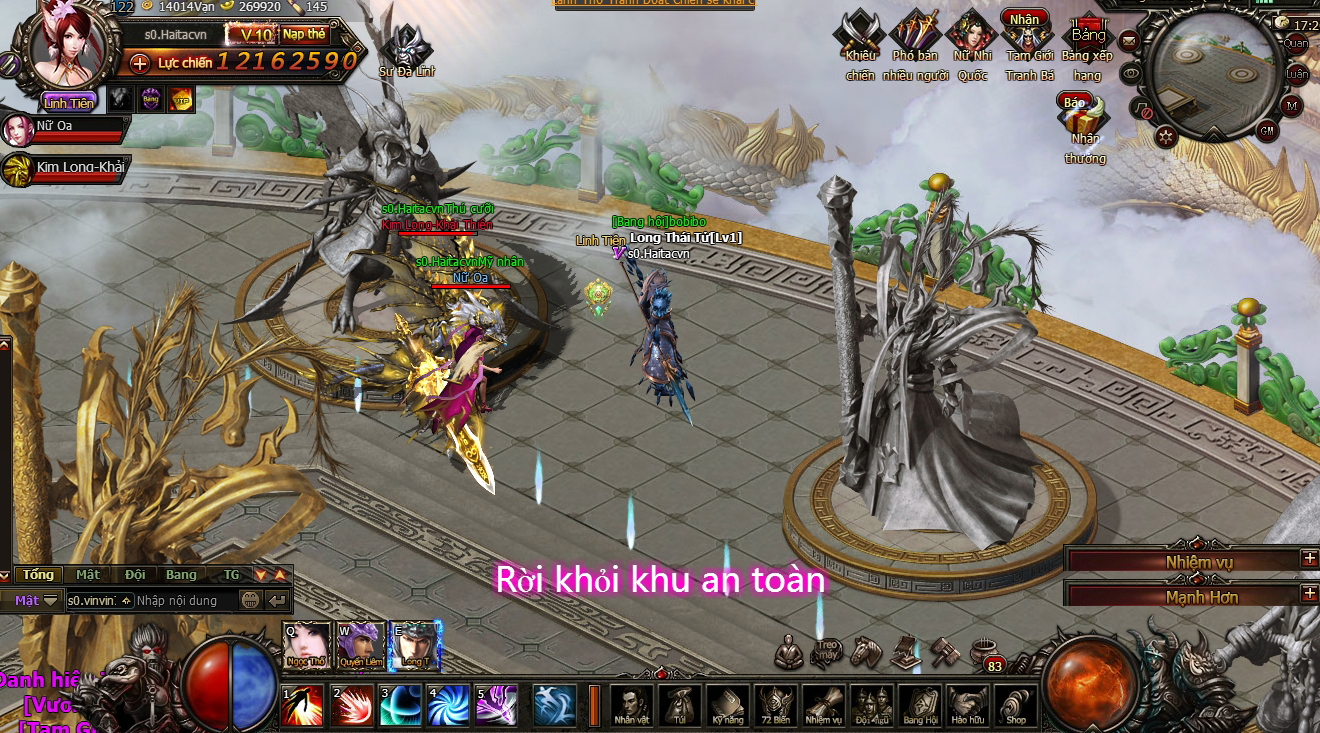 TTV Online hé lộ webgame mới Đại Náo Thiên Cung 8