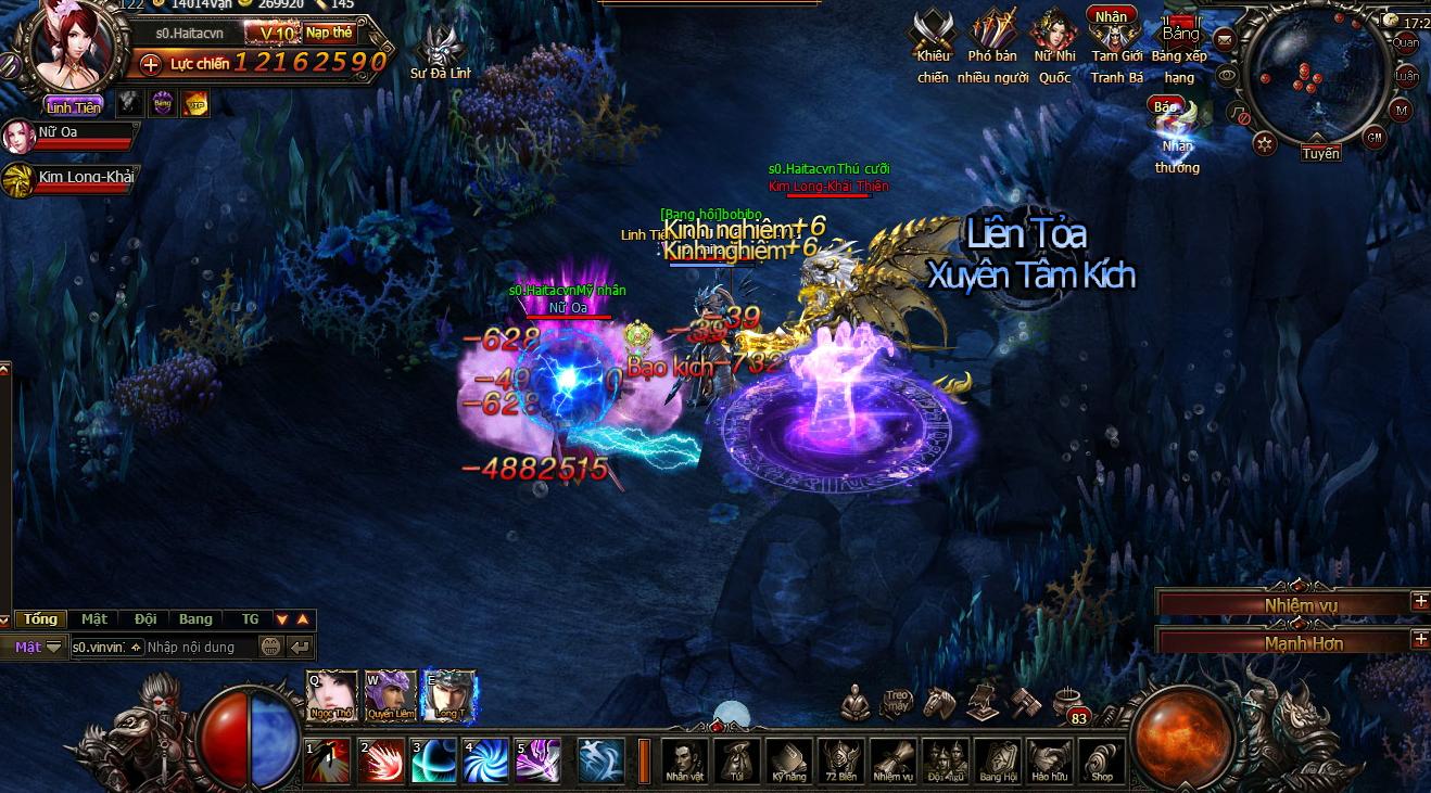 TTV Online hé lộ webgame mới Đại Náo Thiên Cung 9