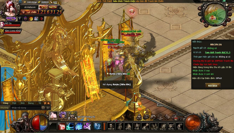 TTV Online hé lộ webgame mới Đại Náo Thiên Cung 14