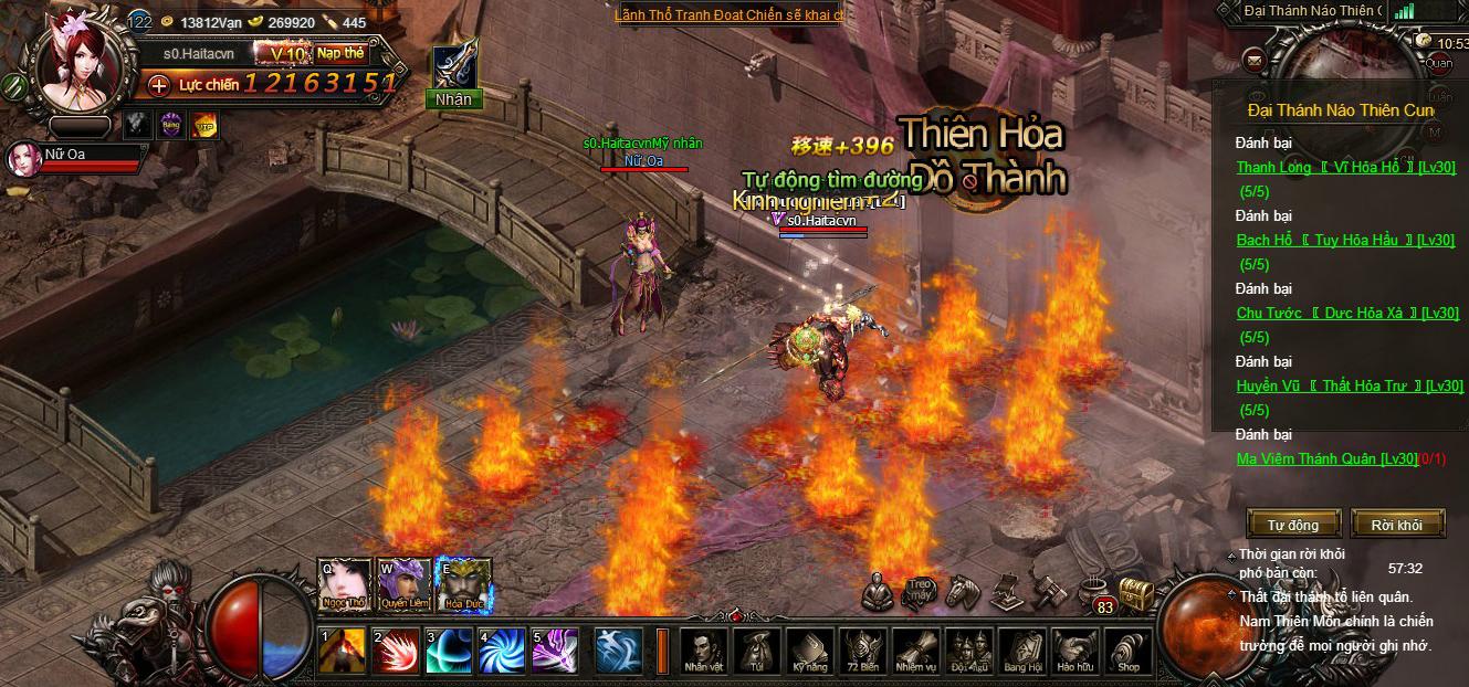 TTV Online hé lộ webgame mới Đại Náo Thiên Cung 16