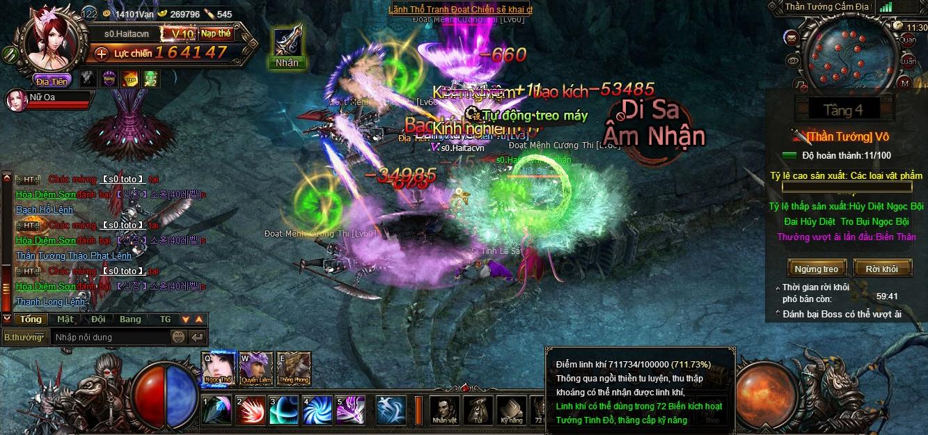 TTV Online hé lộ webgame mới Đại Náo Thiên Cung 18