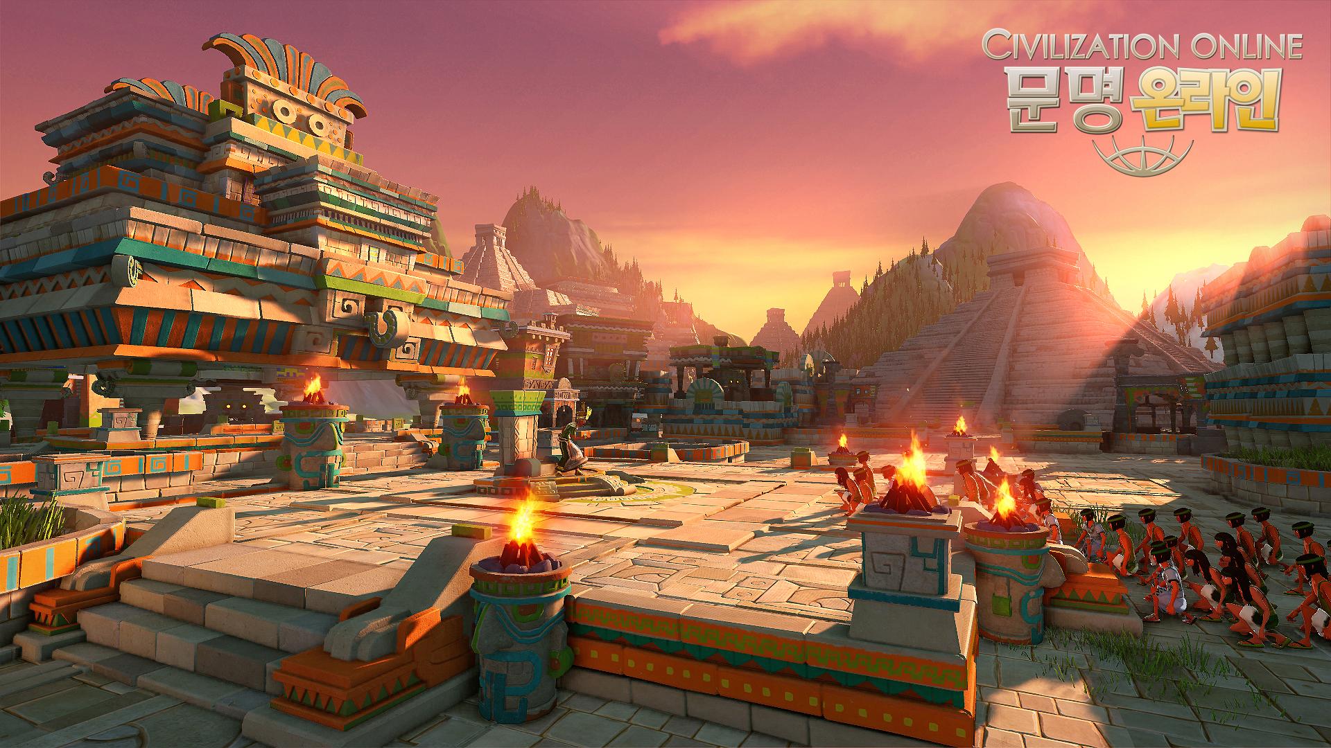 Các nền văn minh trong Civilization Online - Ảnh 4