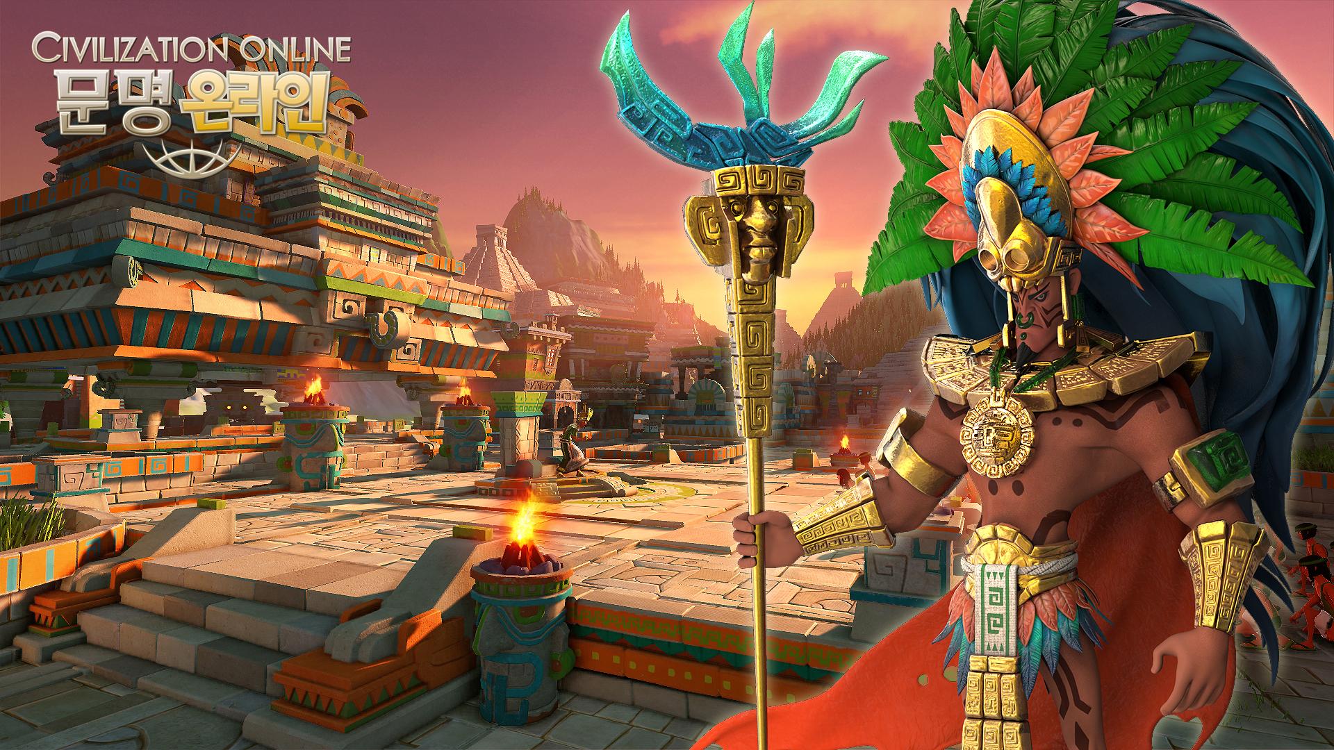 Các nền văn minh trong Civilization Online - Ảnh 5