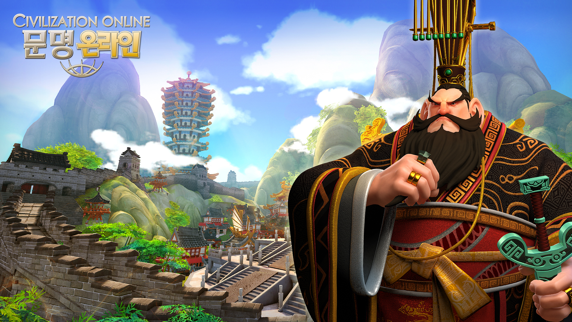 Các nền văn minh trong Civilization Online - Ảnh 9