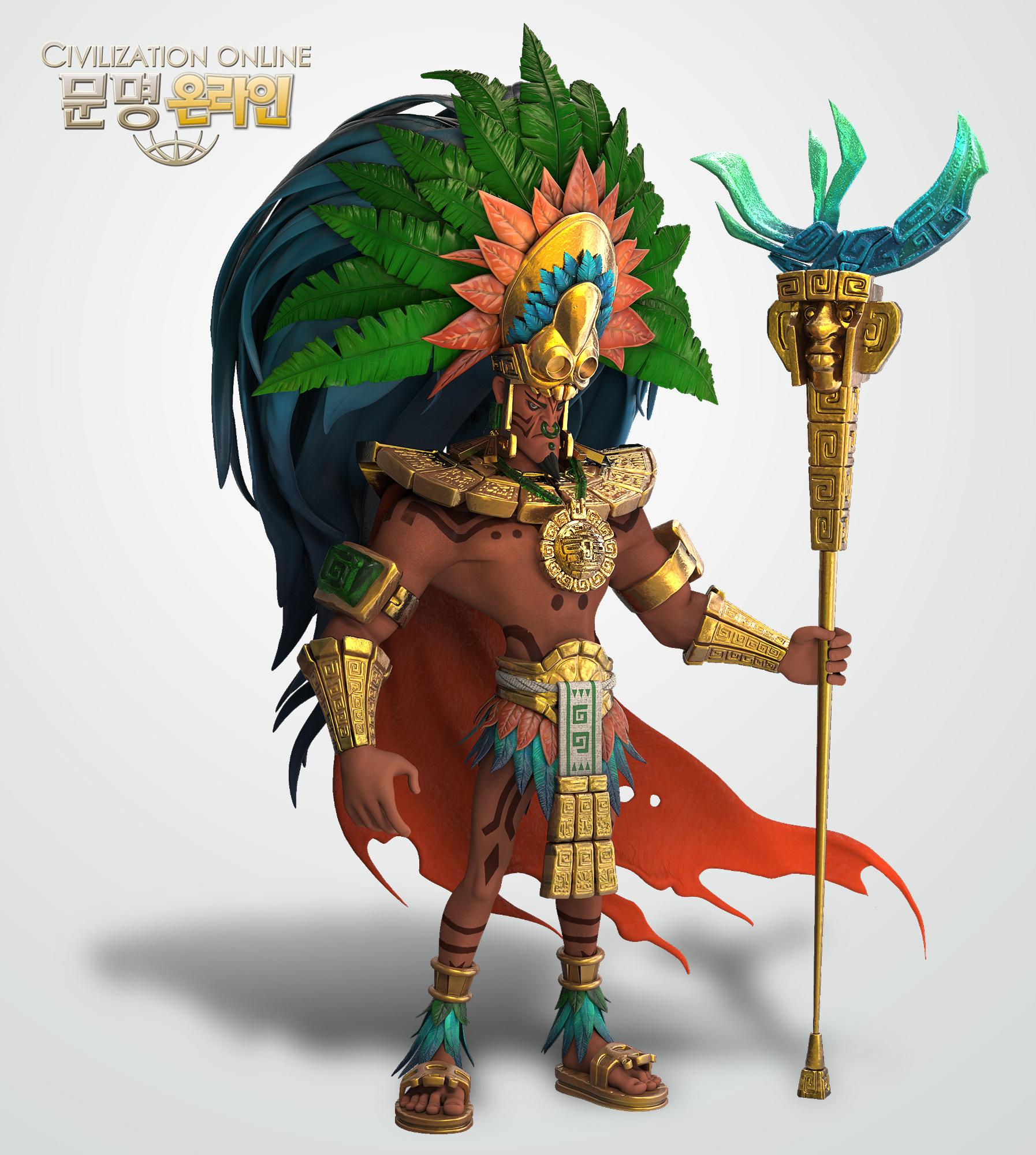 Các nền văn minh trong Civilization Online - Ảnh 12