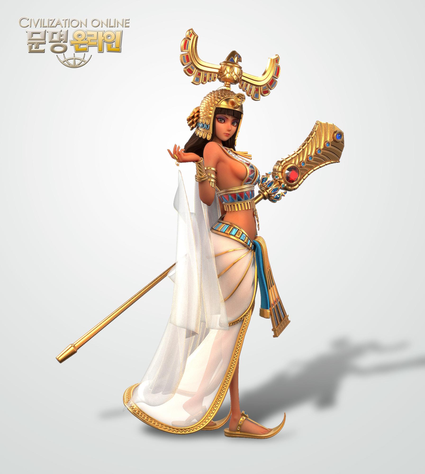 Các nền văn minh trong Civilization Online - Ảnh 14