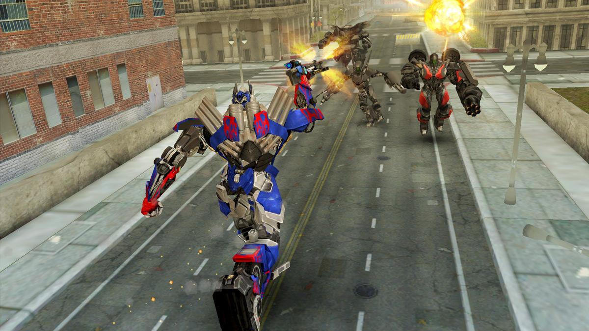DeNA hé lộ hình ảnh Transformers: Age of Extinction