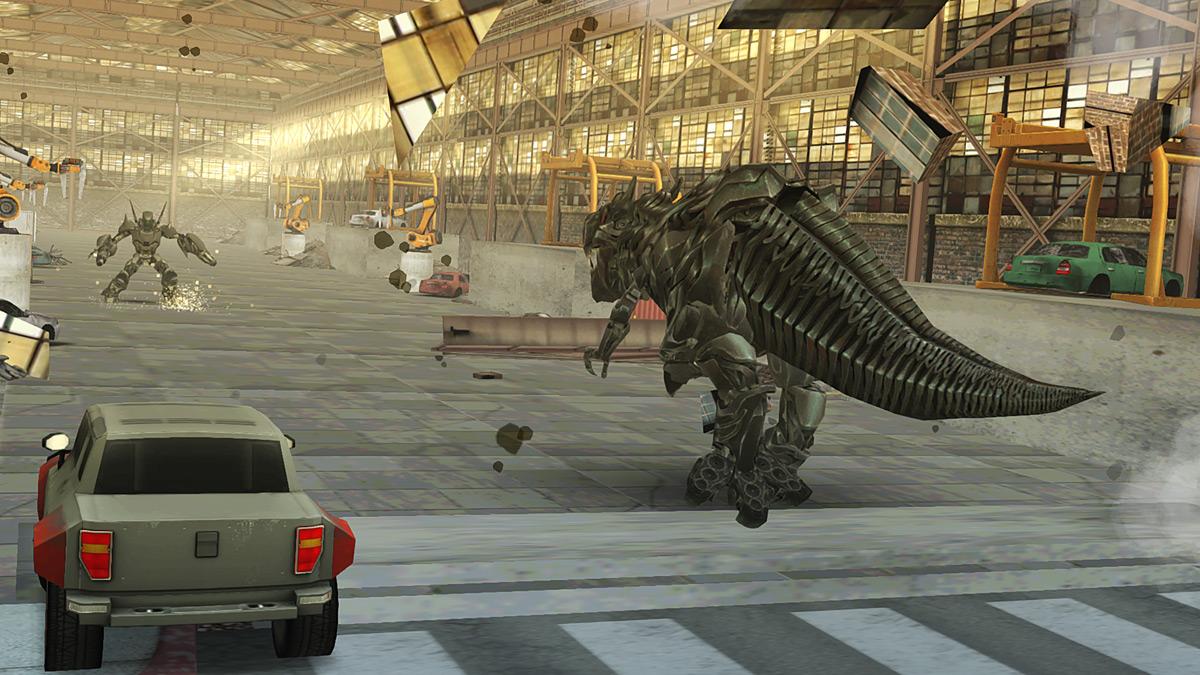 DeNA hé lộ hình ảnh Transformers: Age of Extinction - Ảnh 4