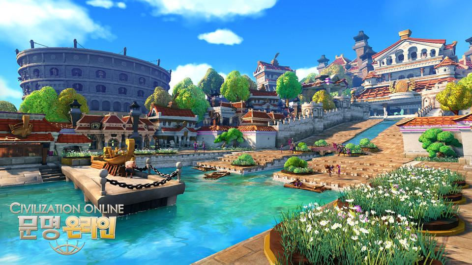 Civilization Online mở cửa CBT vào cuối tháng Năm 1