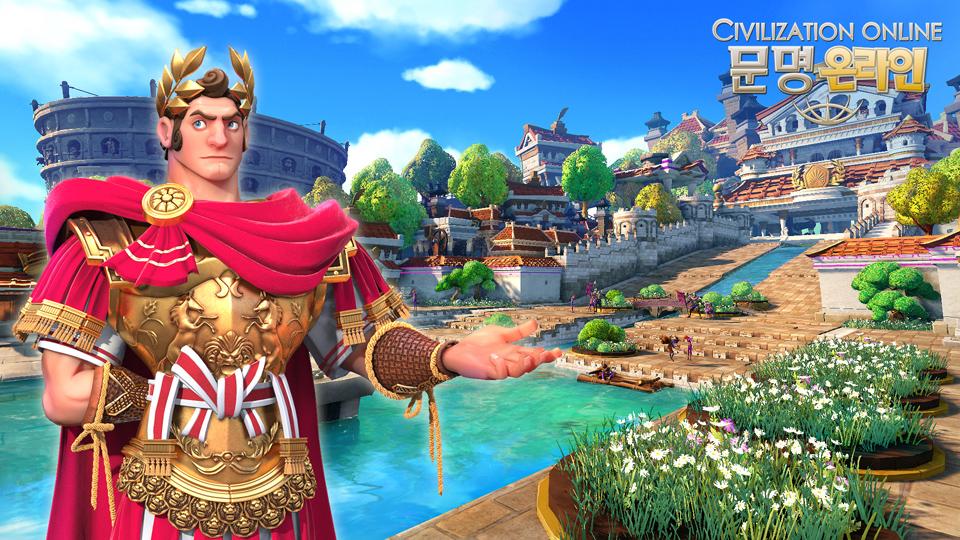 Civilization Online mở cửa CBT vào cuối tháng Năm 2