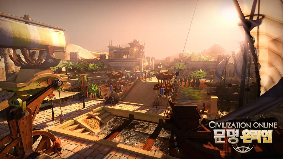 Civilization Online mở cửa CBT vào cuối tháng Năm 5
