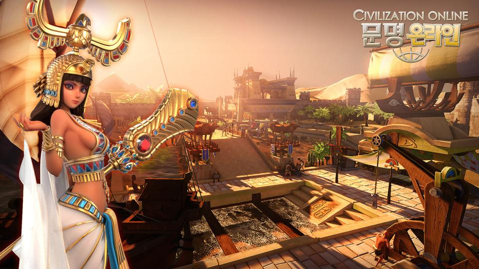 Civilization Online mở cửa CBT vào cuối tháng Năm 6