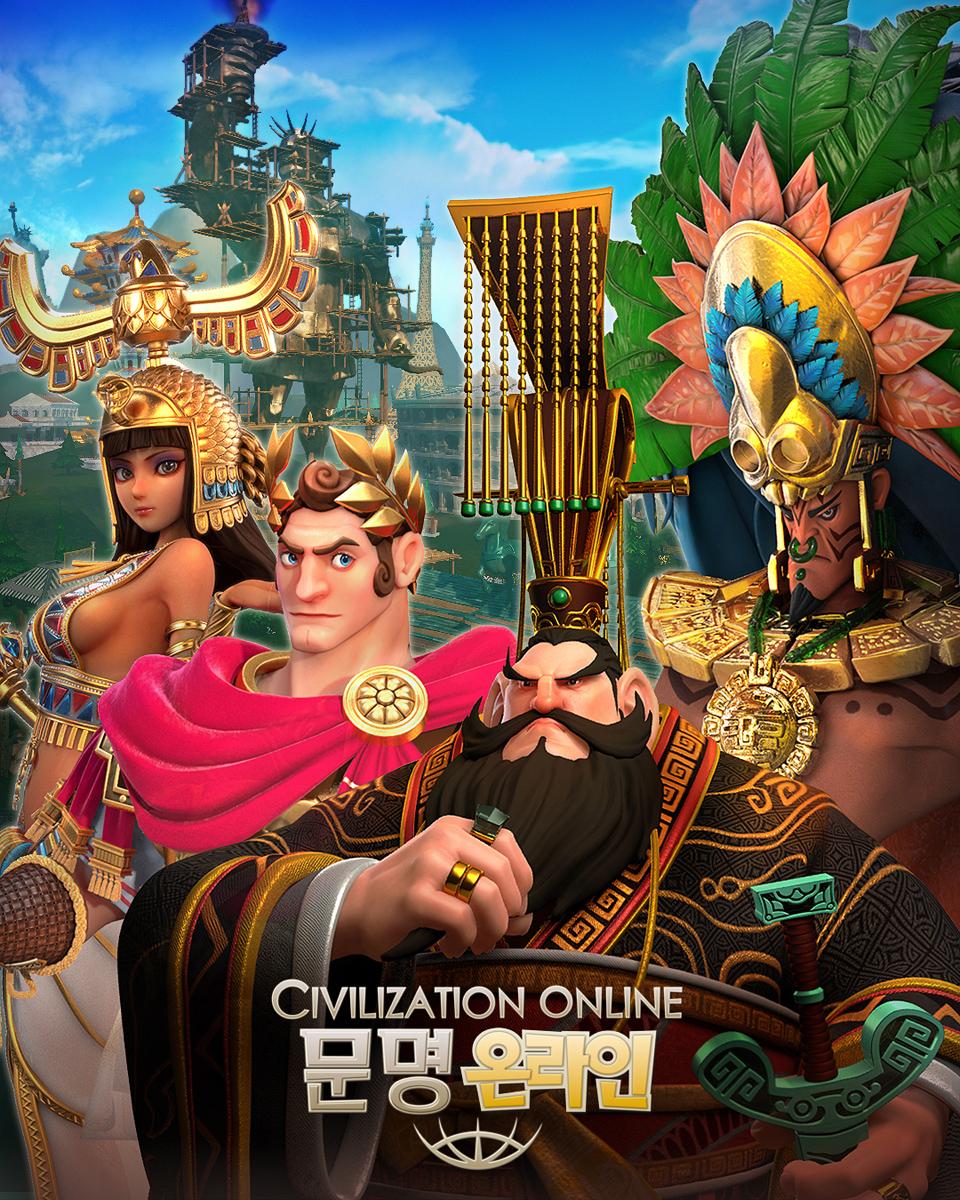 Civilization Online mở cửa CBT vào cuối tháng Năm 14