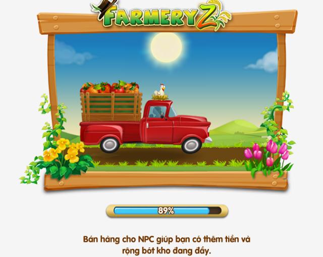 FarmeryZ ra mắt vào 10h00 ngày 15/05/2014 2