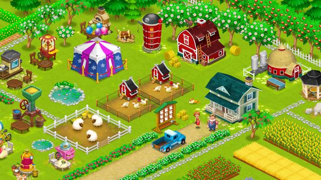 FarmeryZ ra mắt vào 10h00 ngày 15/05/2014 8
