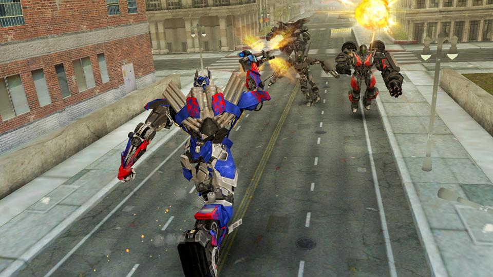 DeNA hé lộ về Transformers: Age of Extinction 2