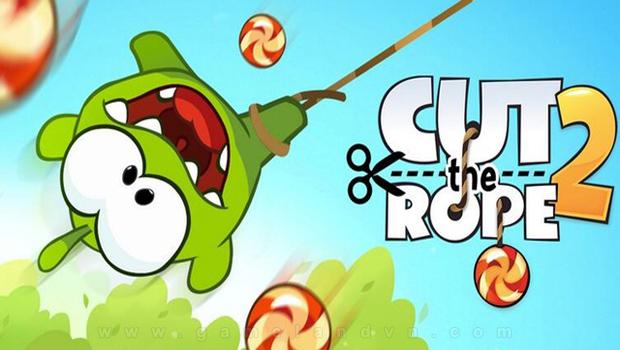 Cut the Rope 2 sắp có mặt trên Kakao Talk 2