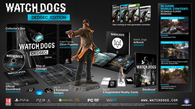 Watch Dogs có tới 9 phiên bản đặc biệt khác nhau 3