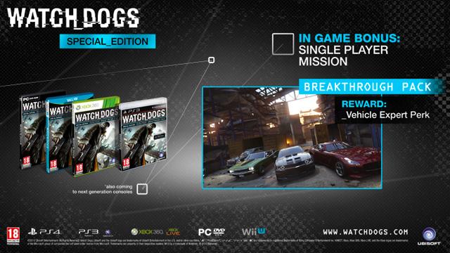 Watch Dogs có tới 9 phiên bản đặc biệt khác nhau 5