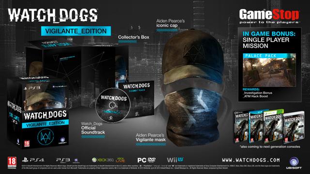 Watch Dogs có tới 9 phiên bản đặc biệt khác nhau 2