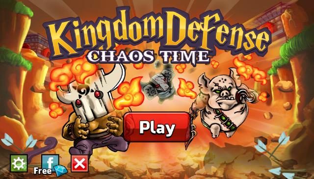 Đánh giá game thủ thành Kingdom Defense 1