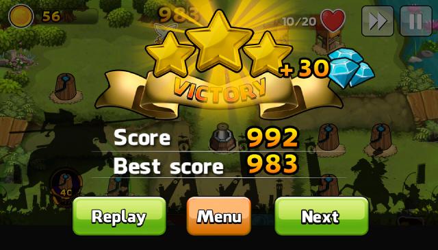 Đánh giá game thủ thành Kingdom Defense 6
