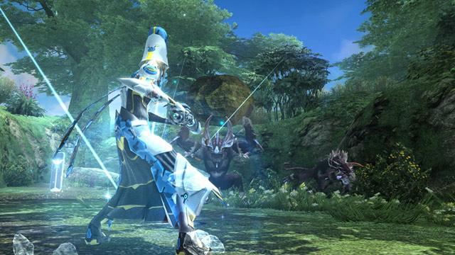 Phantasy Star Online 2 mở cửa OBT vào 29/05 1