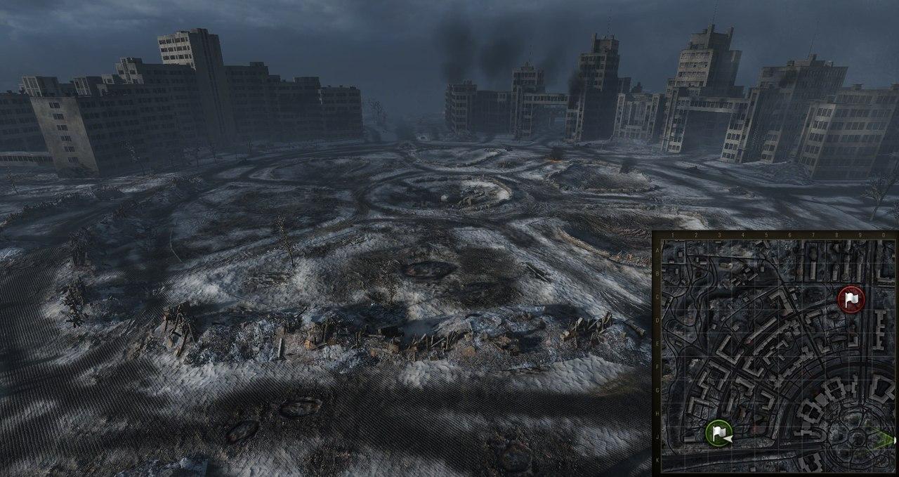 Kharkov sắp có mặt trong World of Tanks 2