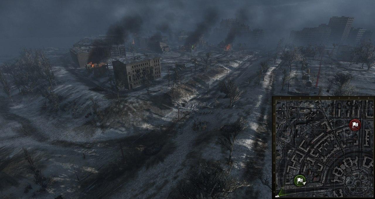Kharkov sắp có mặt trong World of Tanks 5