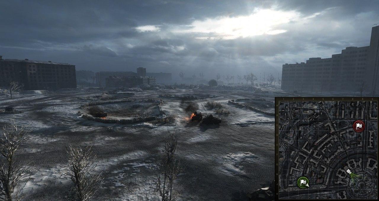 Kharkov sắp có mặt trong World of Tanks 7